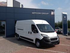 Objevte více informací o vozu Peugeot Boxer ACTIVE 3500 L3H2 BlueHDi 165k S&S MAN6