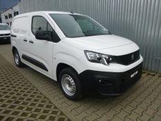 Objevte více informací o vozu Peugeot Partner Active L2 1000 1.6 BlueHDi 100k S&S MAN5 - 2138 - 2 místný