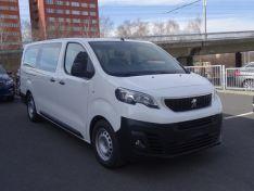 Objevte více informací o vozu Peugeot Expert Combi L3 2.0 BlueHDi 150k S&S MAN6 - 9 míst