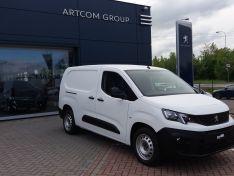 Objevte více informací o vozu Peugeot Partner Active L2 1000 1.5 BlueHDi 100k S&S MAN5