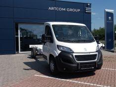 Objevte více informací o vozu Peugeot Boxer Šasi kabina 4350 L4 BlueHDi 160 MAN6