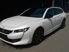 Objevte více informací o vozu Peugeot 508 508 SW GT LINE BlueHDi 180 S&S EAT8