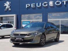 Objevte více informací o vozu Peugeot 508 SW GT LINE PureTech 180 S&S EAT8