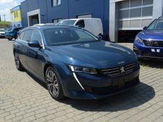 Objevte více informací o vozu Peugeot 508 SW ALLURE BlueHDi 160k S&S EAT8