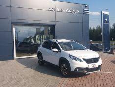 Objevte více informací o vozu Peugeot 2008 ALLURE 1.2 PureTech 110k S&S MAN6