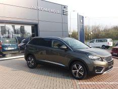 Objevte více informací o vozu Peugeot 5008 ALLURE 1.5 BlueHDI 130 S&S EAT8