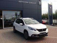 Objevte více informací o vozu Peugeot 2008 ACTIVE 1.2 PureTech 110 k S&S MAN6