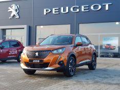 Objevte více informací o vozu Peugeot 2008 ALLURE 1.2 PureTech 130 S&S MAN6