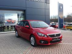 Objevte více informací o vozu Peugeot 308 SW ACTIVE 1.2 PureTech 130 S&S MAN6