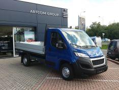 Objevte více informací o vozu Peugeot Boxer Valník kabina 3500 L2 BlueHDi 140k S&S MAN6