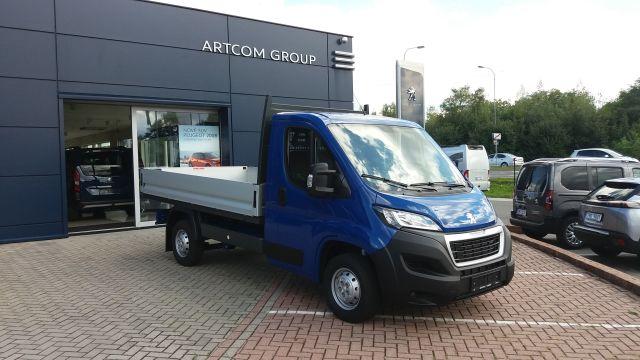 Peugeot Boxer Valník kabina 3500 L2 BlueHDi 140k S&S MAN6