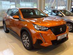 Objevte více informací o vozu Peugeot 2008 ACTIVE 1.2 PureTech 100k S&S MAN6