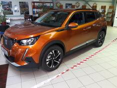 Objevte více informací o vozu Peugeot 2008 ALLURE 1.5 BlueHDi 100 S&S MAN6 - Z8923