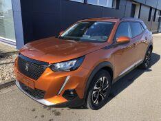 Objevte více informací o vozu Peugeot 2008 ALLURE PACK 1.5 BlueHDi 130 S&S EAT8