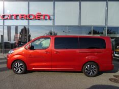 Citroën SpaceTourer SPACETOURER 2.0 BlueHDi 180 S&S EAT8 SHINE XL