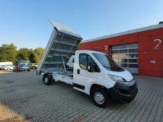 Objevte více informací o vozu Citroën Jumper JUMPER 2.2 BHDi 140k S&S MAN6 VALNÍK KAB 35 L3