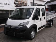 Objevte více informací o vozu Citroën Jumper 2.2 BHDi 165k S&S MAN6 VALNÍK 2KAB 4-35 L4