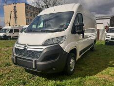 Objevte více informací o vozu Citroën Jumper  FURGON PLUS 35 L3H2  2,2 BHDi 140k MAN6