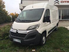 Objevte více informací o vozu Citroën Jumper 2.2BHDi 140MAN6 FG PLUS 35 L2H2