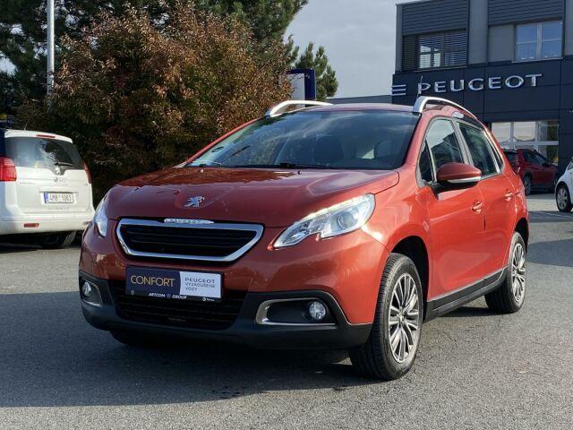 Peugeot 2008 1.6 BlueHDI ACTIVE 100K MAN5