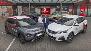 Značka Emil Frey Select se stala oficiálním automobilovým partnerem fotbalového klubu SK Slavia Praha