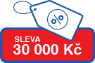 Sleva 30 000 Kč